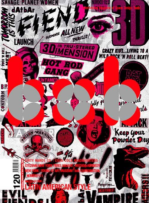 2014 Bob Magazine Hong Kong