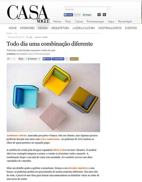 2014 Casa Vogue Brasill