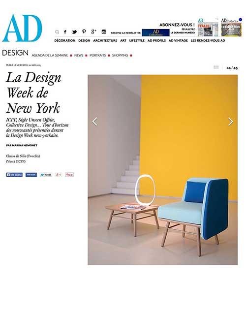 2015 Ad Magazine España