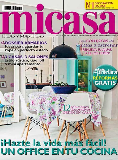 2015 Mi Casa España