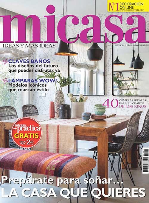 2018 Mi Casa España
