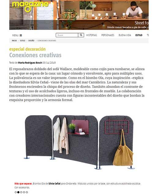 2019 Magazine España