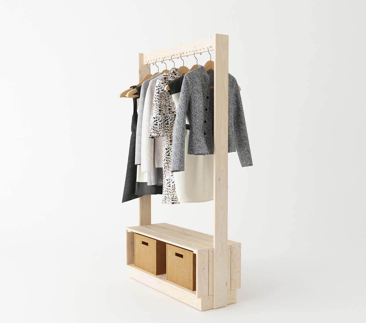 Beka Clothes Rack LUFE