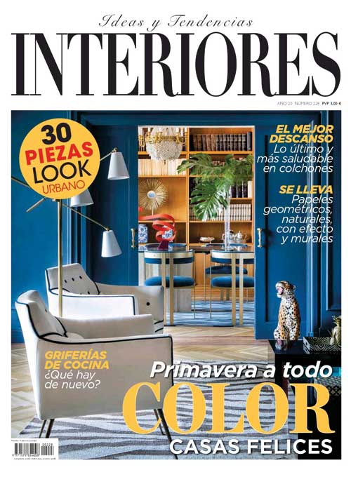 2020 Revista Interiores España